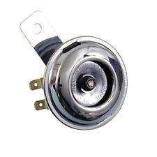 Custom Horn Mini Disc, Chrome, 2 9/16in, for Harley - Davidson