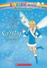 Rainbow Magic The Weather Fairies Crystal the Snow Fairy