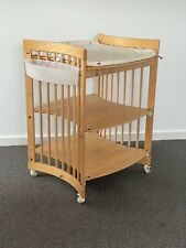 Stokke Cot with Matching Change table