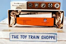 INTERMOUNTAIN ORPF1174 PACIFIC FRUIT EXPRESS ICE BUNKER CAR KIT. NEW IN BOX.
