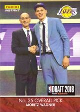 2018-19 Panini NBA Draft #DN18 Moritz Wagner Basketball Card Lakers - 133 made!