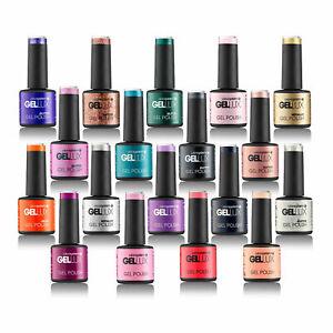Salon System Gellux Gel Polish Mini 8ml - All Colours Available