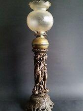 Petroleumlampe Figurenlampe