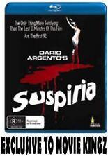 Suspiria (Blu-ray, 2012) BRAND NEW SEALED