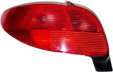 Peugeot 206 Heckleuchte links Rücklicht Rückleuchte Bremslicht Schrägheck 3