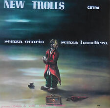 NEW TROLLS senza orario senza bandiera LP NEU OVP/Sealed