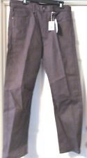 LEVI 501 Shrink to Fit~Brown WHITE OAK CONE DENIM JEANS~Men's 33 x 30 ~NWT