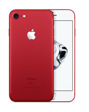 Apple iPhone 7 (PRODUCT)RED - 128GB - (Unlocked) A1660 (GSM) Please READ