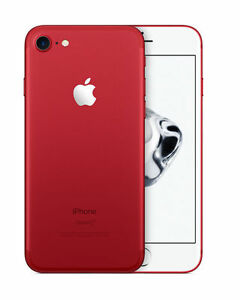 Apple iPhone 7 - 128GB - Red (Unlocked) A1660 (CDMA + GSM)