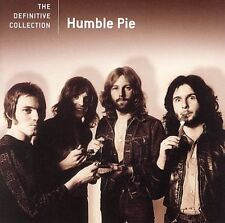 The Definitive Collection by Humble Pie (CD, Aug-2006, A&M (USA))