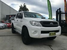 Diesel HiLux Automatic Cars