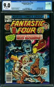 Fantastic Four #179 (Marvel, 2/77) CGC 9.0 VF/NM (Counter-Earth Reed Richards!)