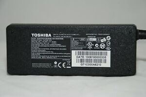 Genuine Toshiba PA3755E-1AC3 Charger (15 Volts, 5 Amps, 6.5mm, 3mm, 9.5mm)