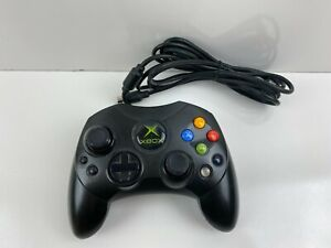 Original Xbox Controller S Genuine Official OEM Microsoft W/ Break Away Cable
