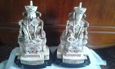 IMPORTANT STATUES OF THE EMPEROR KANGXI AND THE EMPERATOR CHINA