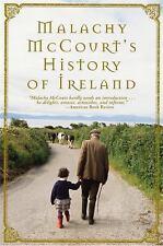 Malachy McCourt's History of Ireland by Malachy Mccourt (2008, Trade Paperback)