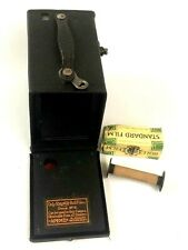 Vintage Rajar No. 6 Box Camera with a Roll Film  [6051]