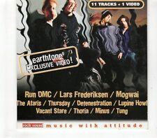 (GR539) Rock Sound Music With Attitude Volume 24, 11 tracks - 2001 CD