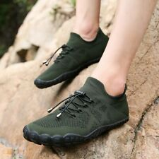 Aqua Shoes Men Barefoot Five Fingers Sock Water Swimming Shoes Breathable Hiking