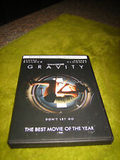 Gravity (DVD, 2013, Special Edition - 2-Disc Set)~AWESOME MOVIE