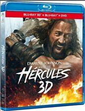HÉRCULES HERCULES BLU RAY 3D BLU RAY Y DVD PRECINTADO ENVIO CERTIFICADO DWAYNE