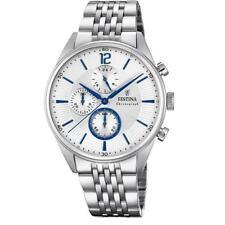 Orologio Cronografo uomo Ragazzo Acciaio F20285/1 Festina prezzo €139,00