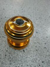 Origin8 SSR Threadless Headset 1 1/8 inch GOLD sealed bearings