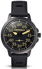Chotovelli & Figli - Italy - model 3300-2 - Luxury Pilot Watch
