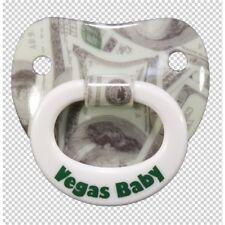 Pacifier Billy Bob Vegas Baby - Fun Dummy Teeth 90011