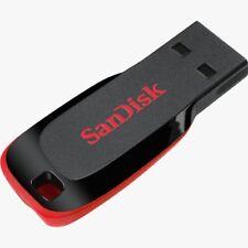 SanDisk Cruzer Blade 16 GB USB-Stick USB 16GB Speicherstick Speicher USBStick