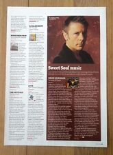 IRON MAIDEN: Bruce Dickinson 'Tyranny' review 2005  UK ARTICLE / clipping