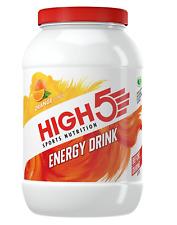 High5 Energy Drink Powder Energy Hydratation 08/2020 Orange 2.2kg