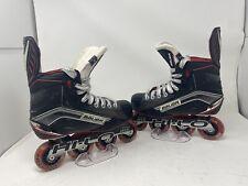 BAUER VAPOR X600R Inline Roller Hockey Skates Jr. Size 5.0 R