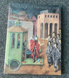 The Magic of Remedios Varo Luis Martin Lozano Softcover Art Book Surrealism NEW
