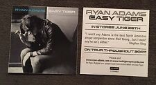 Ryan Adams Easy Tiger Sticker Promo Lost Highway