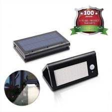 New listing 50 Led Solar Power Motion Sensor Wall Light Yard Outdoor Garden Lamp Waterproof