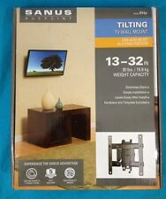 New listing Sanus Tilting Tv Wall Mount 13-32 Inch 35# Weight Capacity