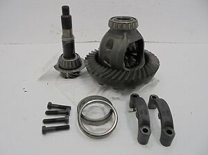 Dodge Ram 2500 3500 Dana 60 Front Axle Differential Carrier & Gears 4.09 OEM