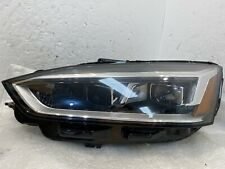 2017-2018 Audi A5 S5 Headlight Full LED OEM Driver Left LH Lamp 030256323103