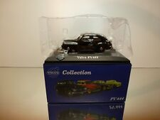 ATLAS COLLECTION VOLVO PV444 - BLACK 1:43 - EXCELLENT IN BOX