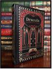 Dracula by Bram Stoker New Sealed Leather Bound Gift Hardback Lair White Worm