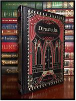 Dracula by Bram Stoker Brand New Leather Bound Gift Hardback Lair White Worm