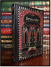 Dracula by Bram Stoker Brand New Leather Bound Gift Hardback Lair White Worm