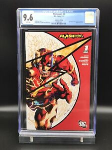 Flashpoint #1 Convention Variant CGC 9.6
