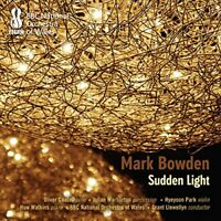 Oliver Coates - Mark Bowden: Sudden Light and other works [CD]