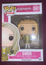 Funko Pop Vinyl Clueless Movie Cher #247 VAULTED