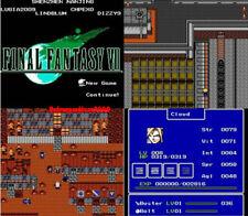 Final Fantasy VII 7 Best Version For Nintendo NES Games