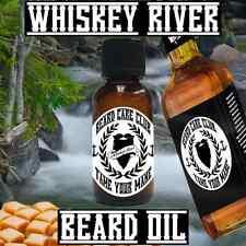 Whiskey River Beard Oil