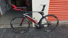 Kestrel Tri Bike (SL Pro 4000, 2013, 57.5 c.m. Excellent condition.)