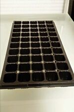 10 x 50-cell plug tray for seedling cuttings plant propagation BRAND NEW